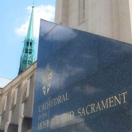 Becoming Catholic/RCIA | Cathedral of the Most Blessed Sacrament